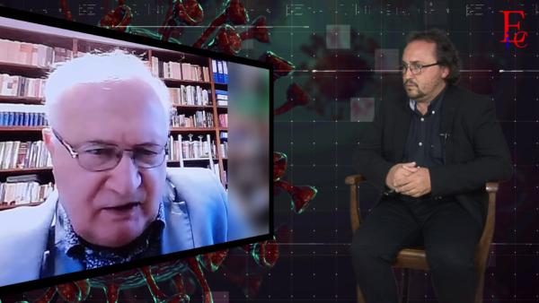 prof. Simon: Szczyt zachorowań na COVID-19 jest jeszcze przed nami.