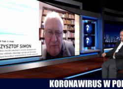 prof. Krzysztof Simon m.in. o odmrażaniu gospodarki i terapiach