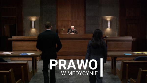 Prawo w medycynie – dr Mikołaj Małecki o zmianach w Prawie Karnym (art. 37a)