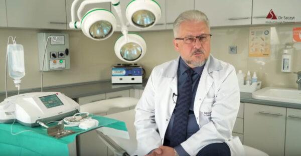 Technika estetyczna PIEZO w korekcji nosa (rhinoplastyce) – dr Marek Szczyt