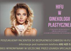 Zogniskowane ultradźwięki o wysokim natężeniu (HIFU) w ginekologii plastycznej