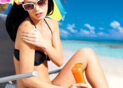 Jak chronić skórę przed upałem?