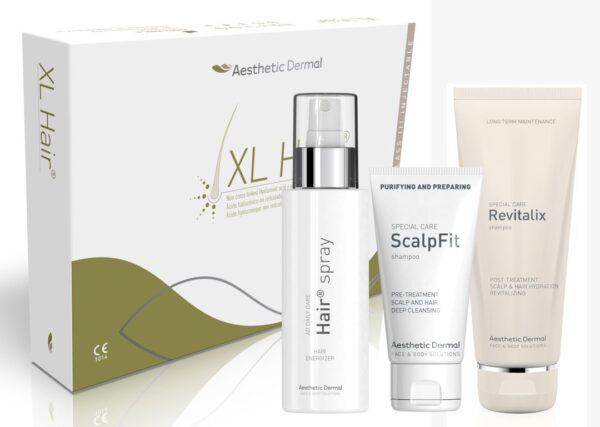 XL Hair – składniki preparatów do biostymulacji wzrostu włosów